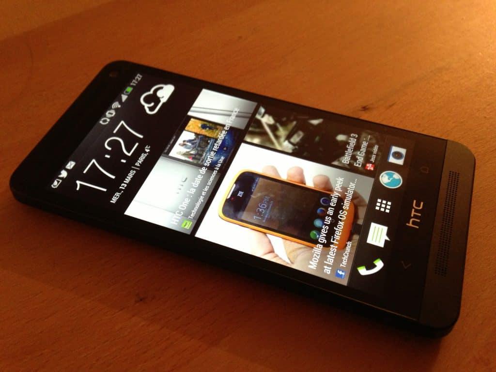 Test HTC One sur Begeek.fr
