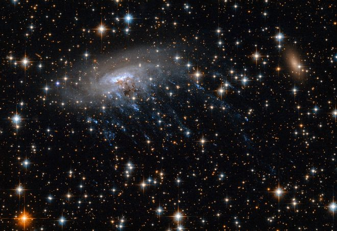 Il faut remonter à 10 milliards d'années pour voir notre Voie Lactée entrer en collision avec une galaxie cinq fois plus petite. Cela a eu des conséquences sur la trajectoire de millions d'étoiles, plus allongées et à contresens. C'est ce que révèle une étude parue dans la revue Nature, et qui se base sur les […]