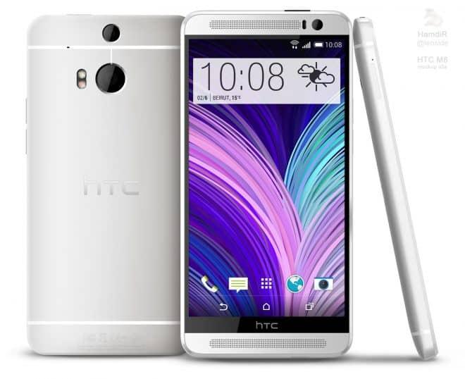 """Bon nombre de rumeurs ont été diffusées au sujet du futur remplaçant du HTC One et l'on sait déjà beaucoup de choses au sujet de ce """"All New HTC One"""" aka M8. Mais il reste encore quelques inconnues, on se demande par exemple ce que HTC a bien pu prévoir pour justifier l'implantation de deux […]"""