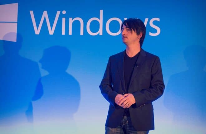 Joe Belfiore, Windows Phone Lead, Microsoft