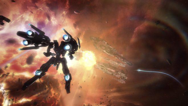 Strike Suit Zero est un shoot them up spatial dont nous vous avons déjà parlé il y a plusieurs mois à l'occasion d'une version sur Oculus Rift. Cette fois, c'est la version Director's Cut qui fonce à pleine vitesse et en vidéo pour une arrivée prévue ce mois-ci sur PS4 et Xbox One. Director's Cut, […]