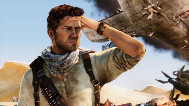 Nathan Drake, héros d'Uncharted