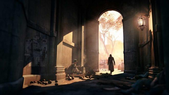 Pour parvenir à ses fins, Arno devra souvent se fondre dans l'ombre