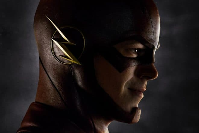 The Flash, affiche promotionnelle