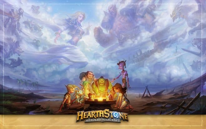 Hearthstone, un jeu de cartes gratuit et plutôt addictif !
