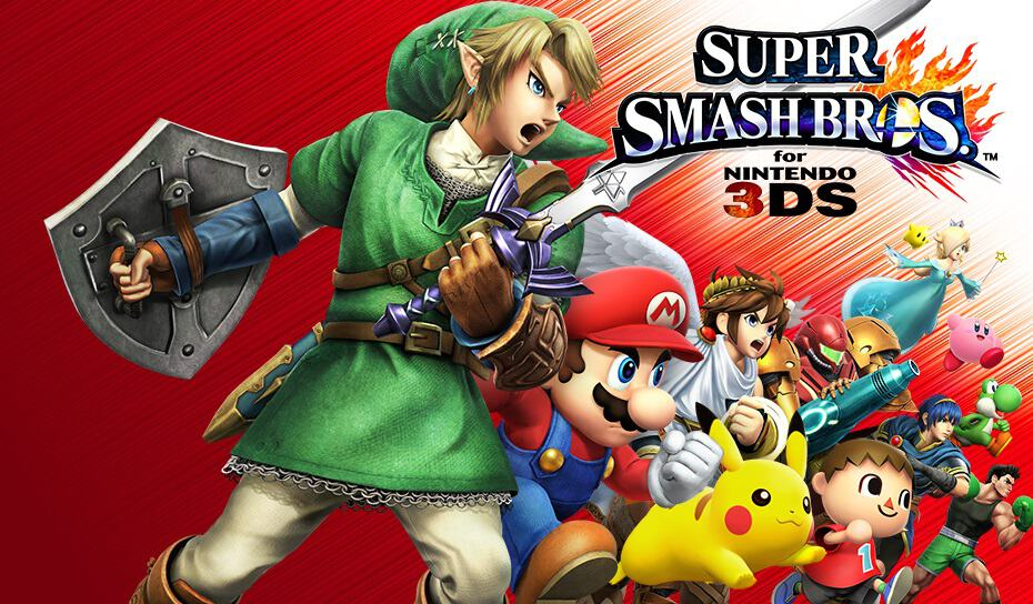 Super Smash Bros. 3DS : le million en 2 jours au Japon