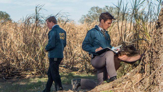 Matthew McConaughey et Woody Harrelson dans la première saison de True Detective