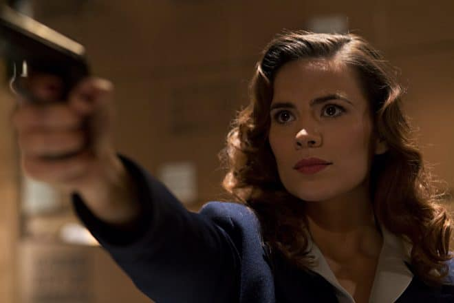 Peggy Carter dans Captain America