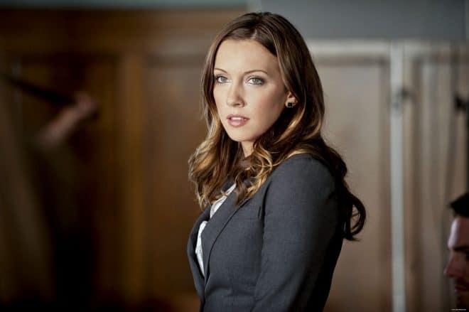 Katie Cassidy, l'interprète de Laurel dans la série Arrow