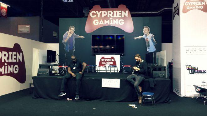 Cyprien Gaming sans Cyprien ni Squeezie, c'est tristounet.