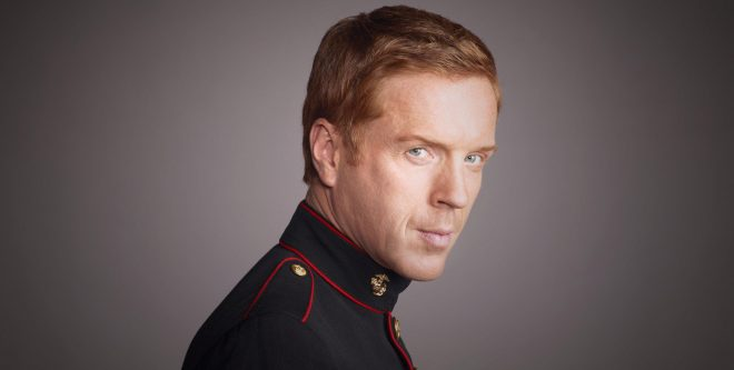 Damian Lewis, poster promotionnel Homeland