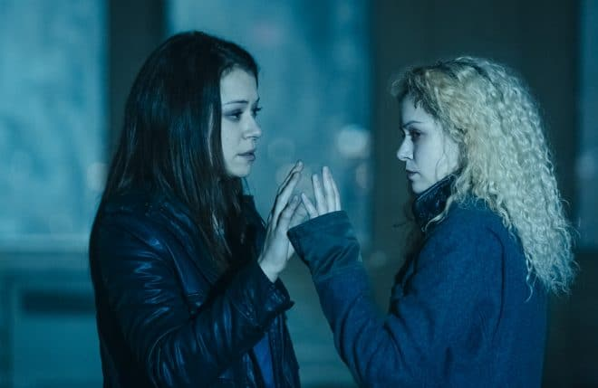 Tatiana Maslany, héroïne(s) de la série Orphan Black