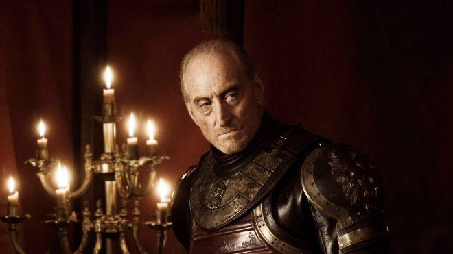 Charles Dance dans la série Game of Thrones