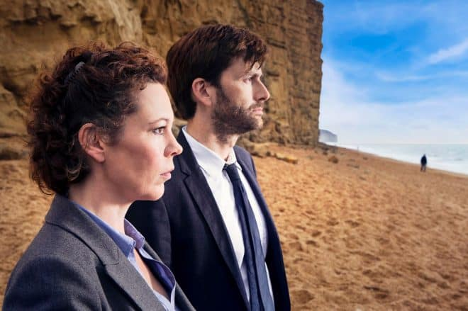 Broadchurch, photo promotionnelle