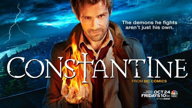 Constantine, affiche promotionnelle