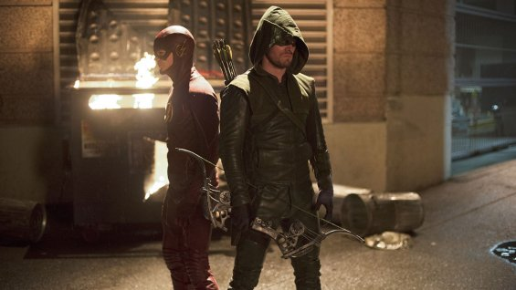 The Flash / Arrow