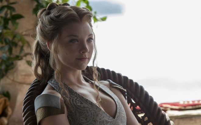 Natalie Dormer dans la série Game of Thrones