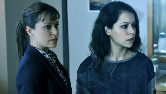 Tatiana Maslany dans la série Orphan Black