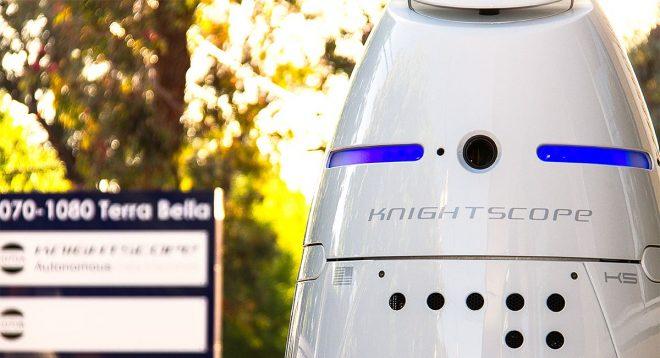 Robot de sécurité K5