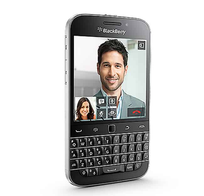 BlackBerry Classic, le retour au source