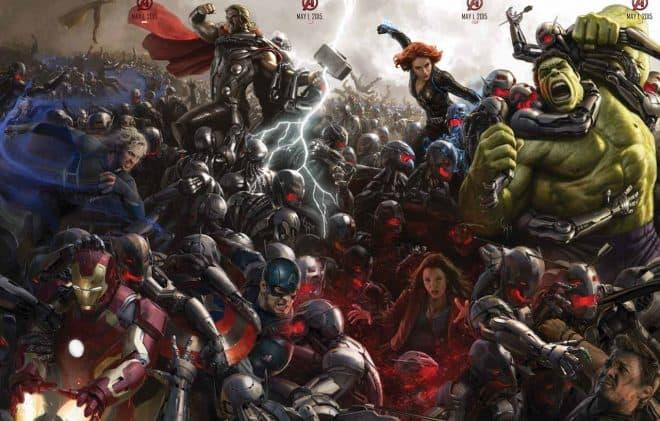 Jusque ici tout va bien ! Avengers Age of Ultron sortira le 29 avril en France.