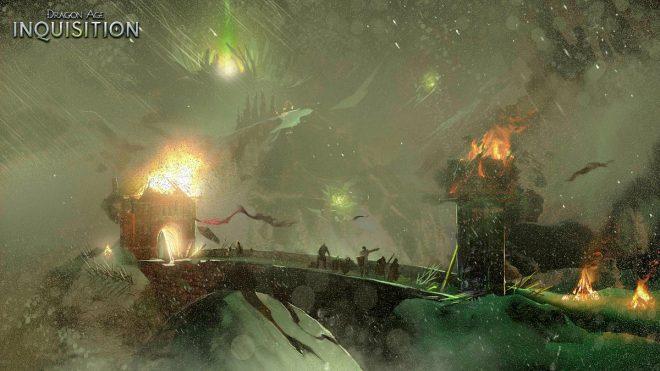 Le chaos s'abat sur Thedas et c'est à vous de faire barrière contre le déchaînement du surnaturel
