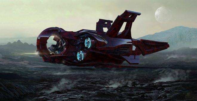 L'espace n'attend que vous, mais aussi la date de sortie de Star Citizen