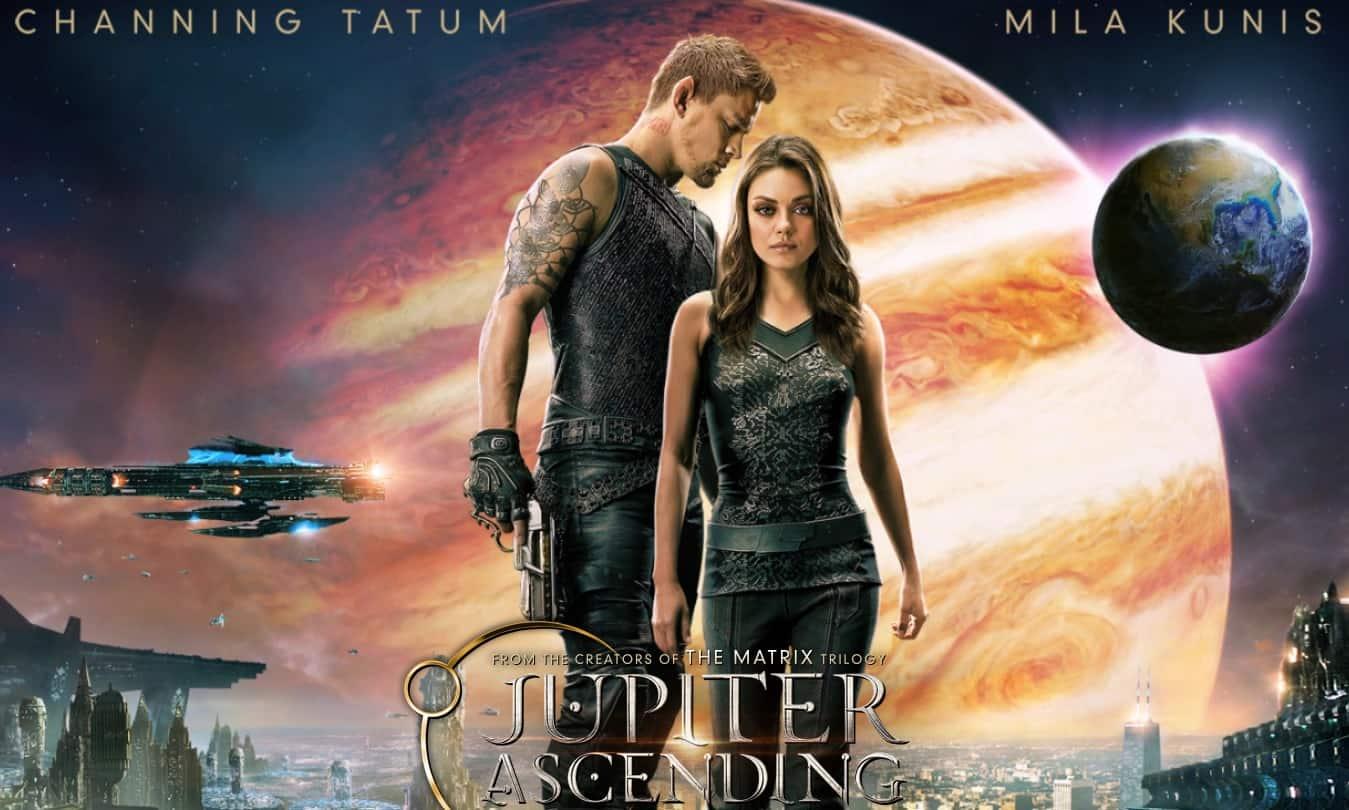Jupiter : le Destin de l'Univers, faut-il voir le dernier film des Wachowski