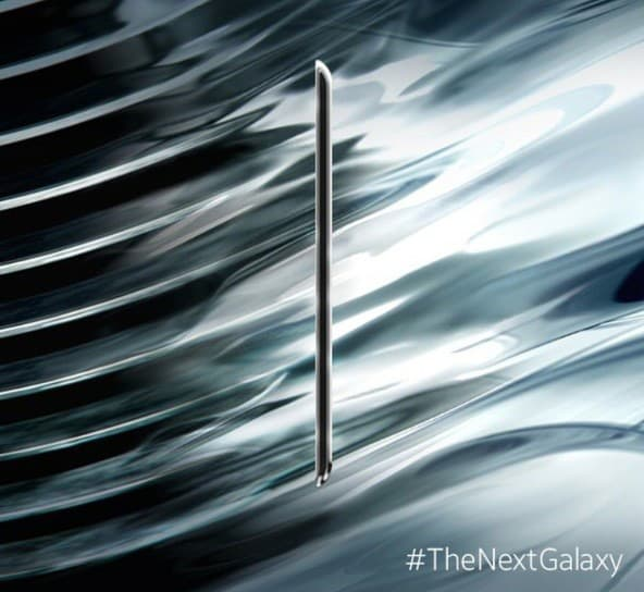 Visuel officiel du Samsung Galaxy S6