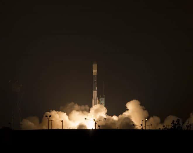 Lancement du satellite SMAP