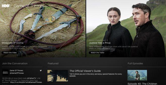 Un service de streaming HBO Now sera lancé en avril aux US