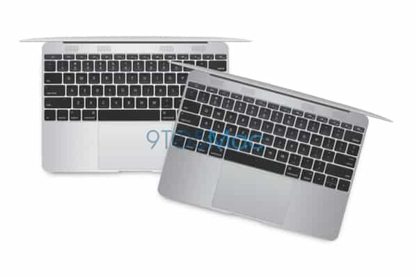 Macbook Air 12 pouces concept 2