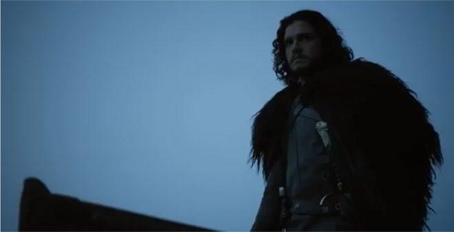 Kit Harington alias Jon Snow