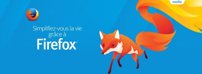 Page Firefox sur Mozilla France.