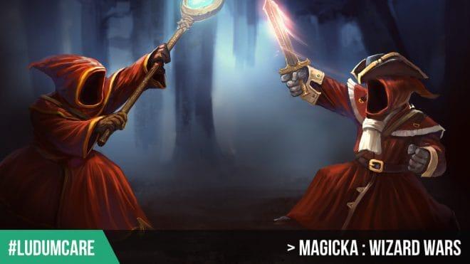 #Ludumcare Magicka : Wizard Wars