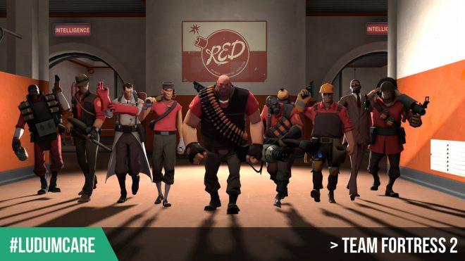 #Ludumcare Team Fortress 2