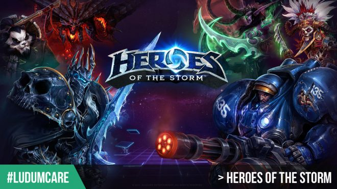 #LudumCare Heroes of the Storm