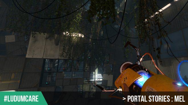 #LudumCare Portal Stories : Mel