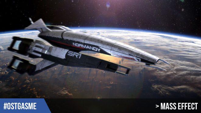 #OSTgasme Mass Effect