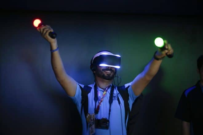 La moitié de la conférence Sony à l'E3 2015 sera dédiée au casque de réalité virtuelle, Project Morpheus.