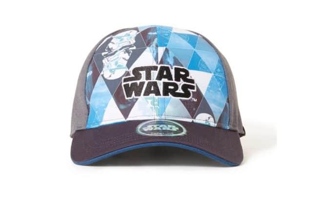 Star Wars x Celio : Casquette, 17,99€.