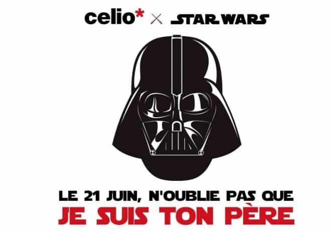 Star Wars x Celio