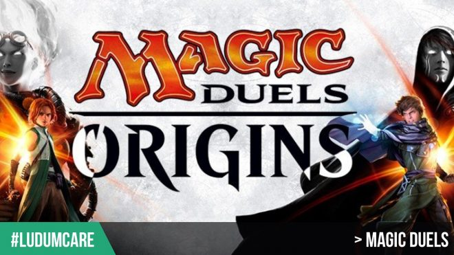 #LudumCare Magic Duels