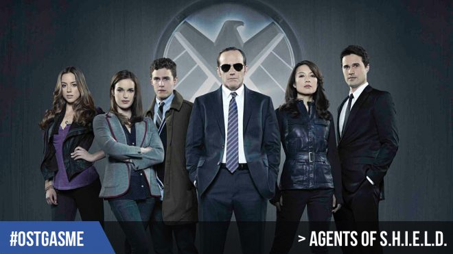 #OSTgasme Agents of SHIELD