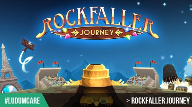 #LudumCare Rockfaller Journey