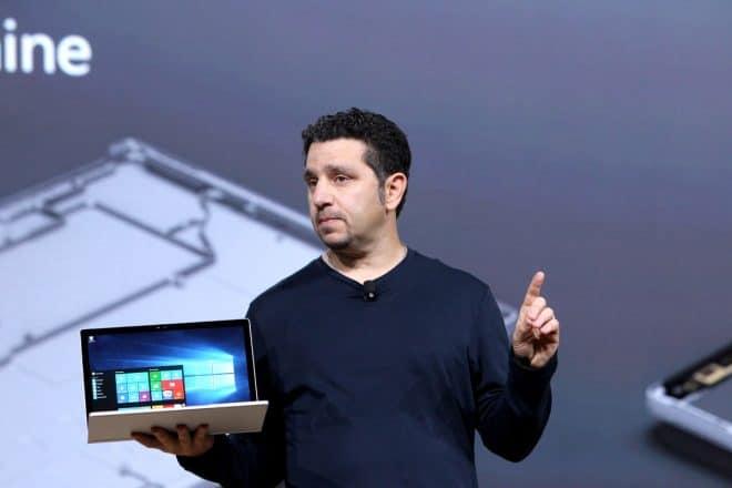 Présentation Surface Book