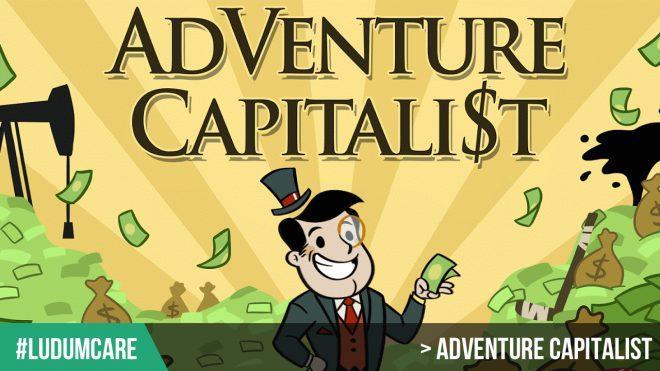 #LudumCare AdVenture Capitalist