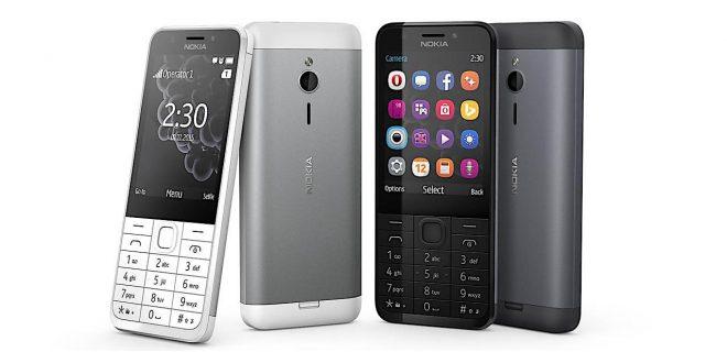 Le Nokia 230, un téléphone Low Tech à 55 dollars