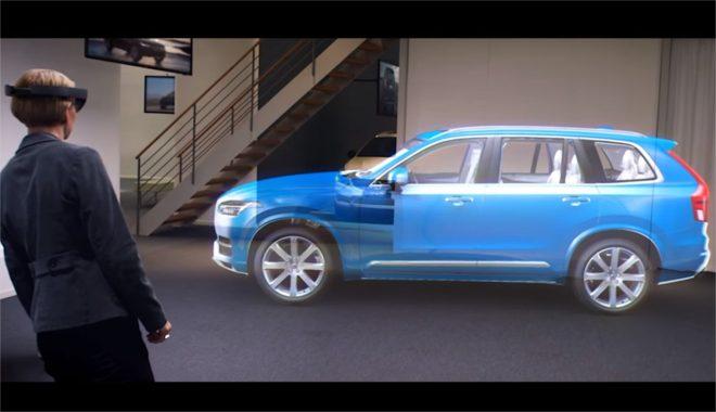Capture d'écran de la vidéo de présentation