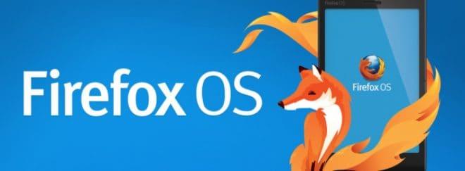 Le système d'exploitation Firefox Os